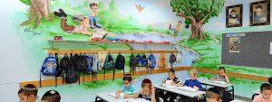 ציורי קיר לבתי ספר