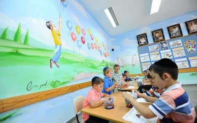 השפעת ציורי קיר על הפרעת קשב וריכוז בילדים ומבוגרים