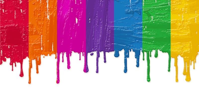 שילוב צבעים בקיר – איך עושים את זה נכון