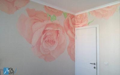 מה לבחור – טפטים לעיצוב חדר הילדים או דווקא ציורי קיר?