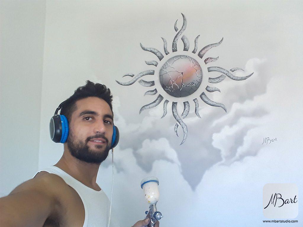 ציורי קיר לנוער